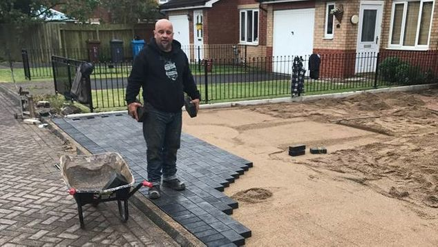groundwork services hull, east yorkshire