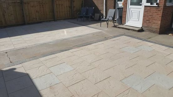 pavers hull, east yorkshire landscaping services